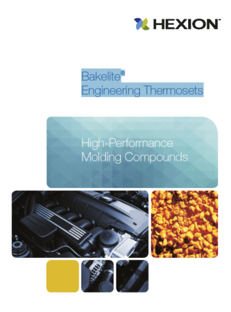 Preview: Bakelite® Engineering Thermosets: High Performance Molding Compounds